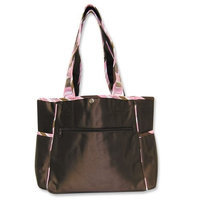 Trend Lab Maya Tulip Tote Bag with Changing Pad (Discontinued by Manufacturer)