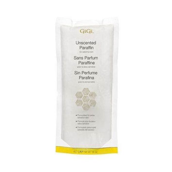 GiGi Skin and Nail Treatment Paraffin - Unscented for Sensitive Skin 453g/16oz