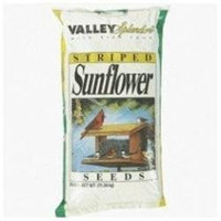 SHAFER SEED COMPANY SUNFLOWER SEED-STRIPED 50# 50 POUND