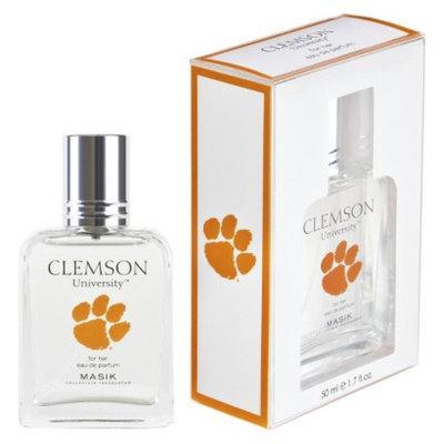 Masik Collegiate Fragrances Women's Clemson University by Masik Eau de Parfum - 1.7 oz