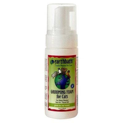 Earthbath All Natural Cat Grooming Foam, 4-Ounce