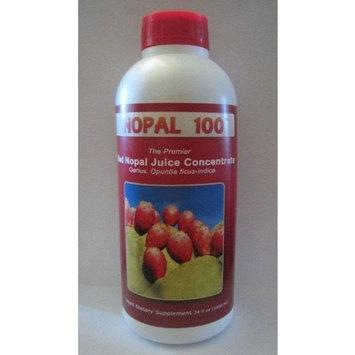 Oro Verde Nopal Red Fruit Liquid Concentrate (Genus: Opuntia Ficus Indica)