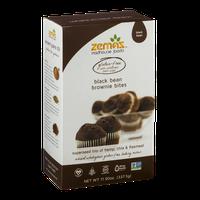 Zemas Madhouse Foods Black Bean Brownie Bites