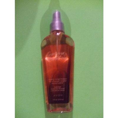 Avon Luscious Temptations Naughty Orange Blossom Body Mist