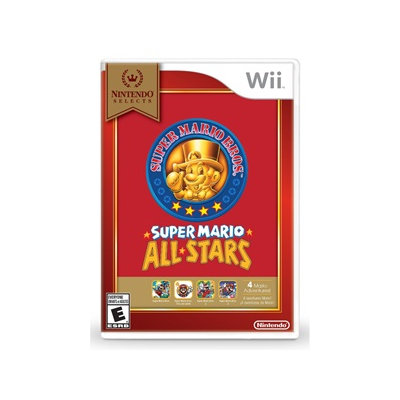 Super Mario All-Stars Nintendo Wii