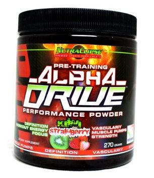 NutraClipse Alpha Drive Kiwi Strawberry 30 svg