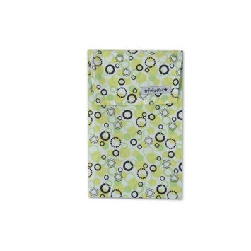 Baby Star Diaper Pouch, Spring Yellow