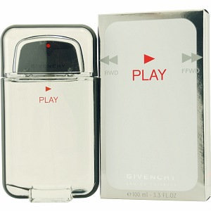 Givenchy Play Eau de Toilette Spray 3.3oz