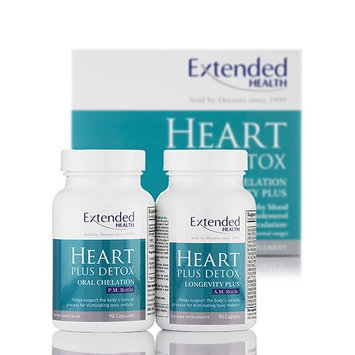 Extended Health Heart Plus Detox I 180ct