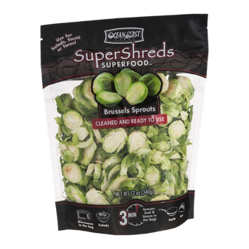 Ocean Mist Farms Super Shreds Superfood Brussels Sprouts