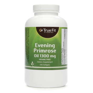 True Fit Vitamins Evening Primrose Oil