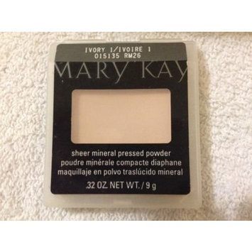 Mary Kay Sheer Mineral Pressed Powder ~Ivory 1