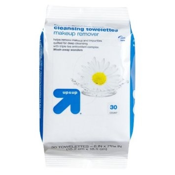 up & up Makeup Remover Cleansing Towelettes