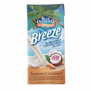 Blue Diamond Breeze Almond Milk & Coconut Milk Blend