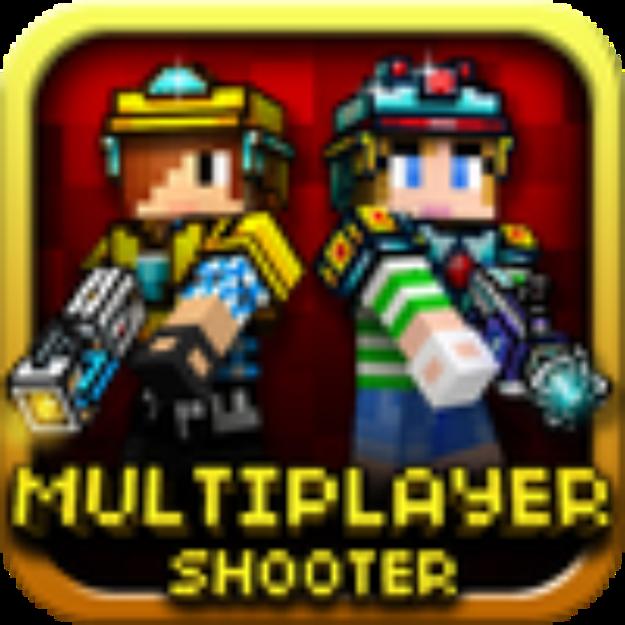 Alex Krasnov Pixel Gun 3D