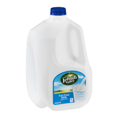 Lehigh Valley Dairy Farms Fat Free Milk