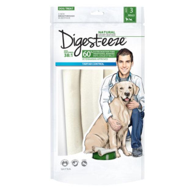 Digest-Eeze Rolled Dog Treat