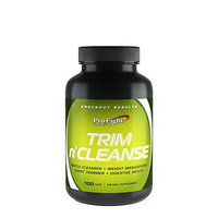 Pro Fight Trim N' Cleanse (100 Capsules) Natural Detox and Weight Loss