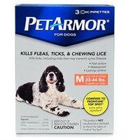 PetArmor for Dogs 44lbs 3ct