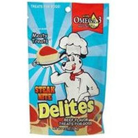 Sunshine Mill Inc. Meaty Treats Steak Nite Delites 17006 by Sunshine Mills