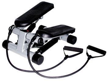 China Sunny Health & Fitness Mini Stepper with Resistance Bands