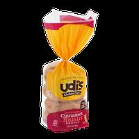 Udi's Bagels Gluten Free Dairy Soy & Nut Free Cinnamon Raisin
