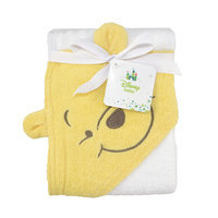 Triboro Quilt Mfg. Corp. Disney Baby Winnie The Pooh Hooded Towel - TRIBORO QUILT MFG. CORP.