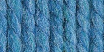 Lion Brand Wool-Ease Thick and Quick Yarn - Sky Blue