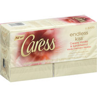Caress Endless Kiss Creamy Vanilla & Sandalwood Beauty Bars