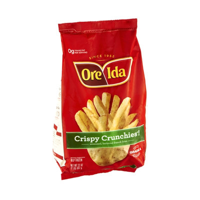 Ore-Ida Crispy Crunchies!