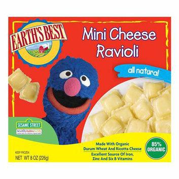 Earth's Best Mini Cheese Ravioli 8 oz