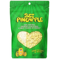 Just Tomatoes, Etc Just Tomatoes Just Pineapple, 3 Ounce Pouch (Pack of 4)