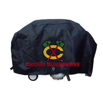 Rico Chicago Blackhawks Deluxe Grill Cover