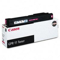 Canon GPR11 Toner Cartridge - Magenta - Laser - 25000 Page - OEM