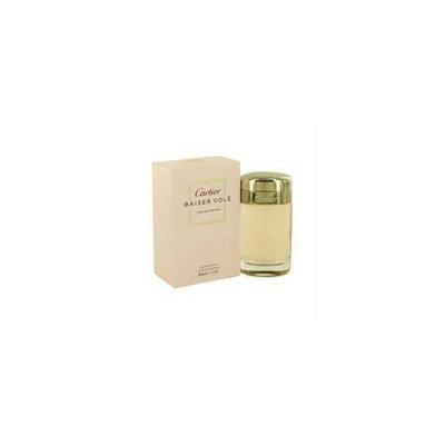 Cartier Baiser Vole by  Eau De Parfum Spray 3. 4 oz