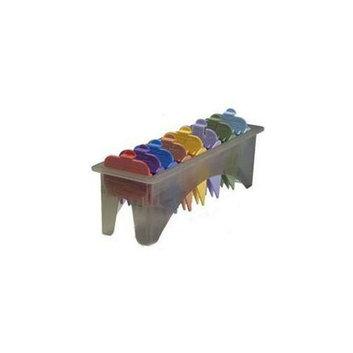 Wahl 3170-400 Professional Precision Color Coded Attachment Comb Set