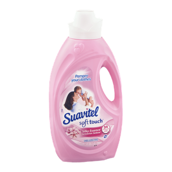 Suavitel Soft Touch Fabric Conditioner Silky Essence