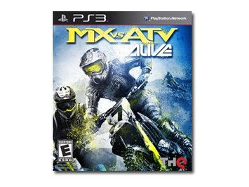MX vs ATV Alive PS3 by PS3