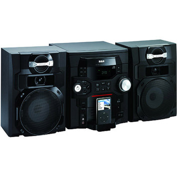 RCA RS2768I 5-CD System with iPod Dock RCARS2768I