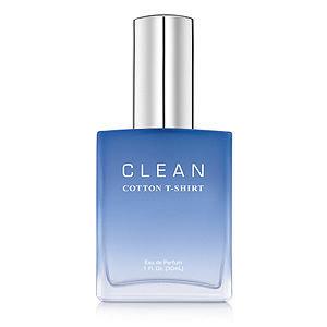 Clean Cotton T-Shirt Eau De Parfum Spray - 1 Oz.