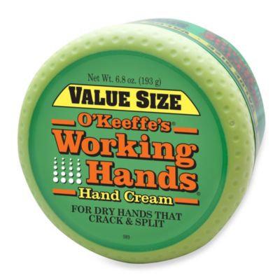 O'Keeffe's Working Hands 6.8-oz Hypoallergenic Hand Cream K06800A