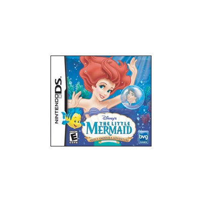 Disney Little Mermaid: Ariel's Undersea Adventure
