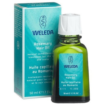 Weleda Rosemary Hair Oil - 1.7 fl oz