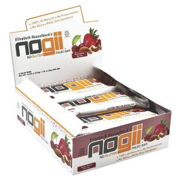 Nogii No Gluten Paleo Bars Berry