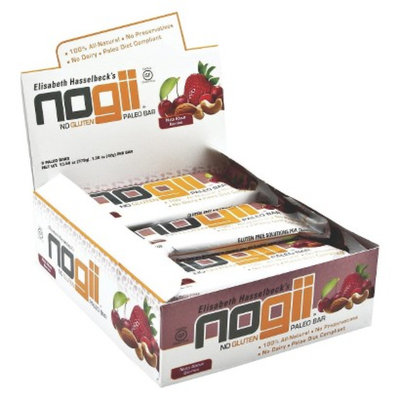 Nogii No Gluten Paleo Bars Berry