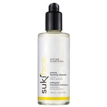 suki purifying foaming cleanser 4 fl.oz (120ml)