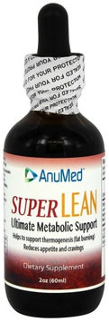 AnuMed - Super Lean Ultimate Metabolic Support - 2 oz.