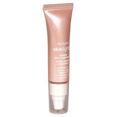 Revlon SkinLights Instant Skin Brightener, SPF 15, Pink Light 02, 1.5 Fluid Ounce (44.3 ml)