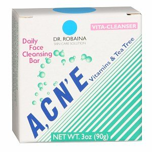 Vita-Cleanser Daily Face Cleansing Bar
