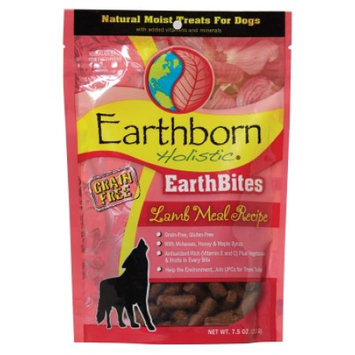Earthborn Holistic EarthBites Lamb Meal Recipe Dog Treats